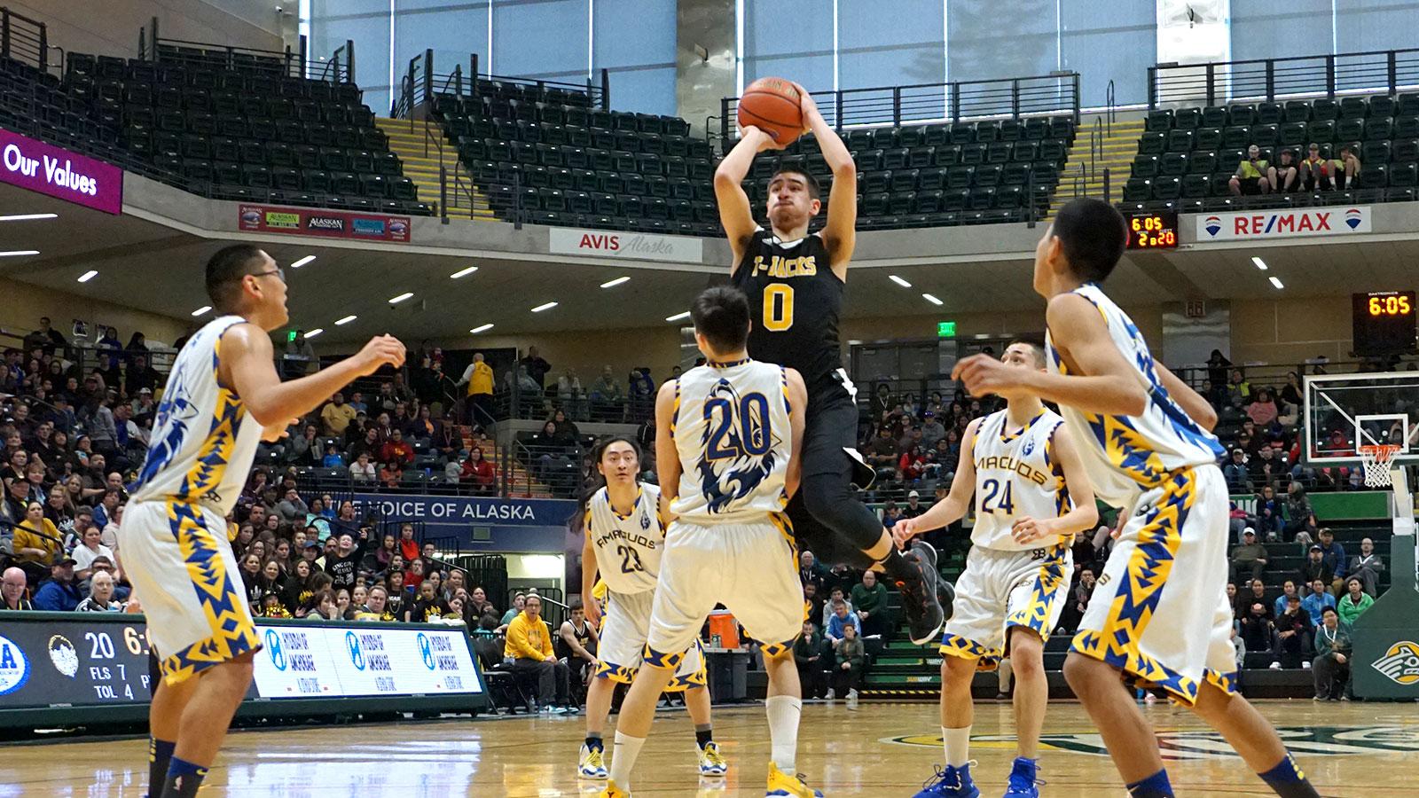 1A Boys Basketball