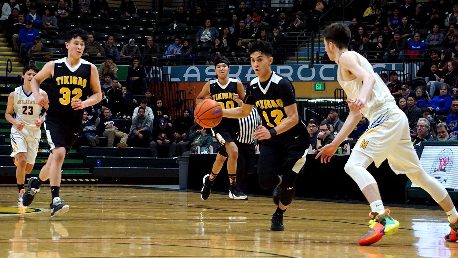 2A Boys Basketball