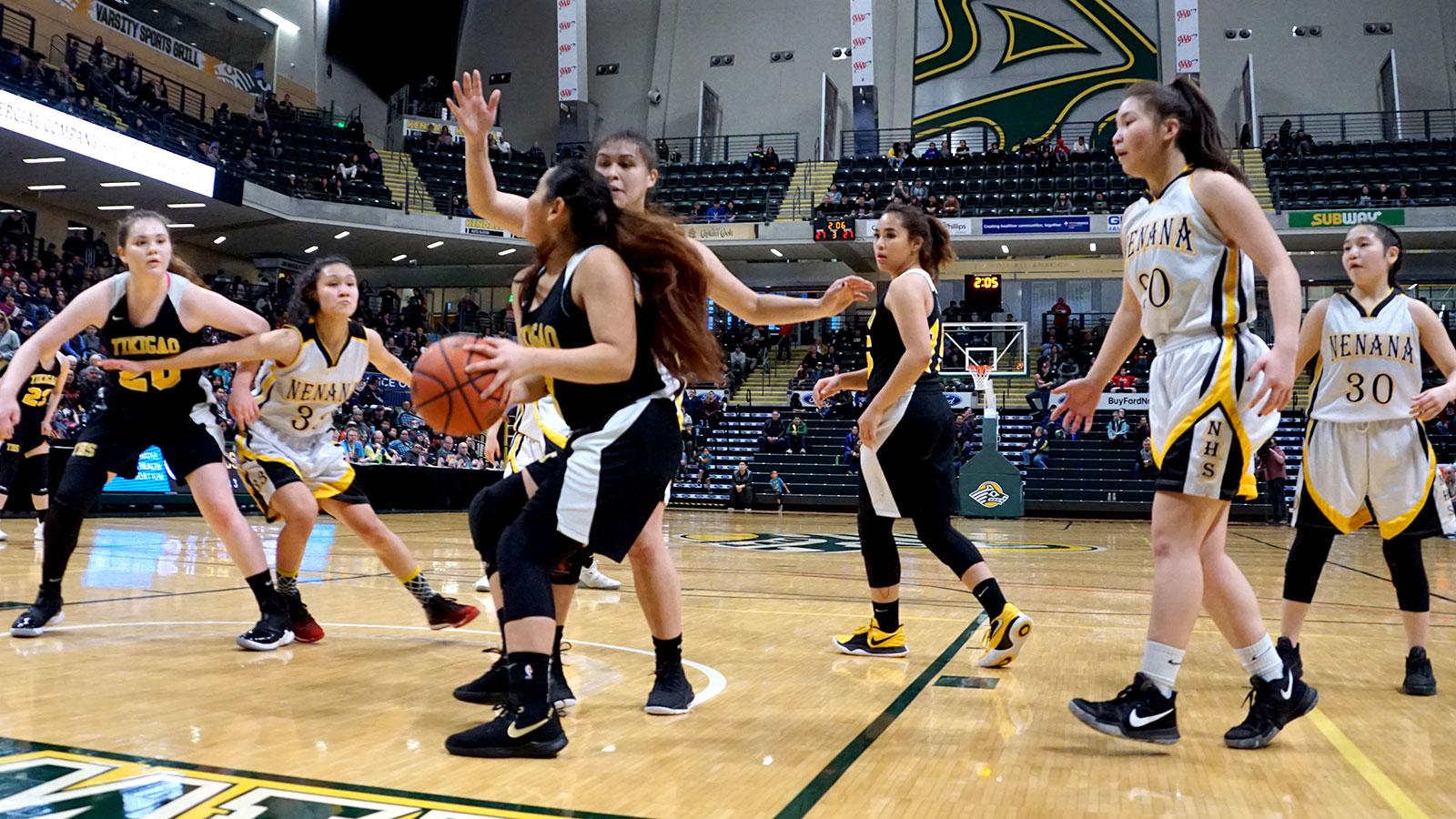 2A Girls Basketball