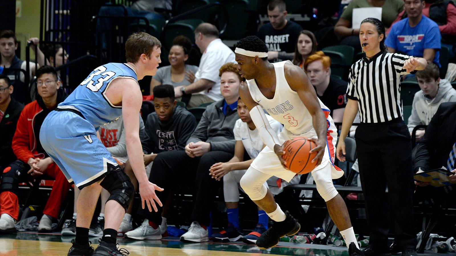 3A Boys Basketball