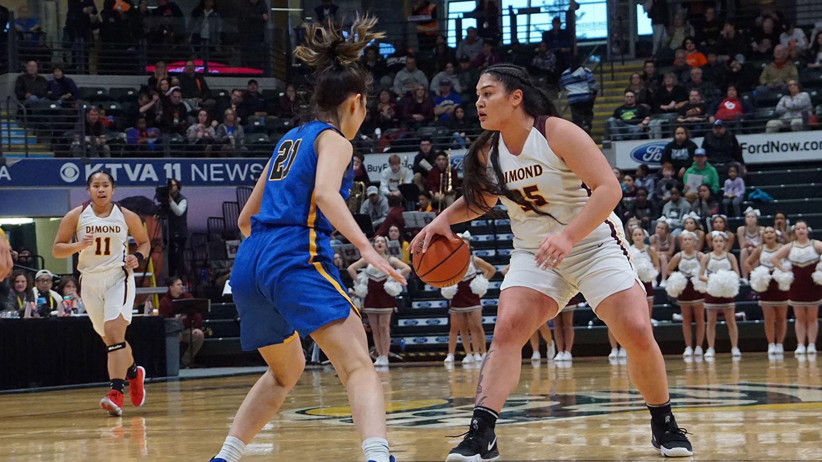 4A Girls Basketball